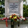 Soviet memorial in Blumberg