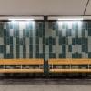 Stockholm, Tunnelbana,Aspudden