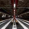 Stockholm, Tunnelbana,Duvbo