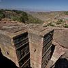 Lalibela, rock-hewn churches