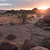 Namibia, Twyfelfontein, Felsgravuren