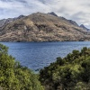 New Zealand, Southern Alps, Queenstown, Wakatipu