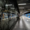 Stockholm, Tunnelbana,Bergshamra