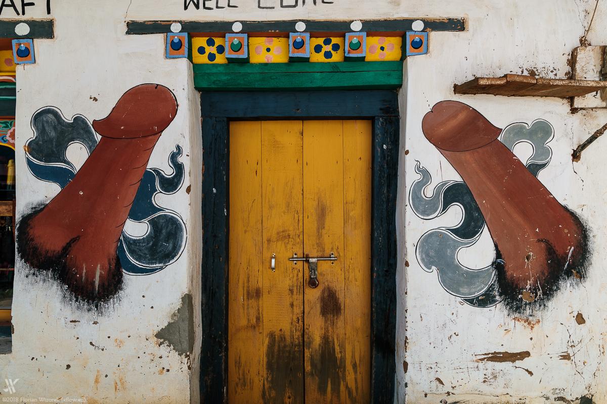 penisuri în bhutan